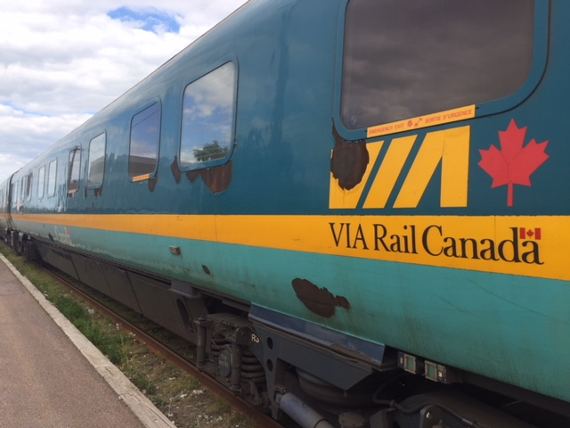 VIA Rail's 2017-2021 Corporate Plan: what's in it for Atlantic Canada?